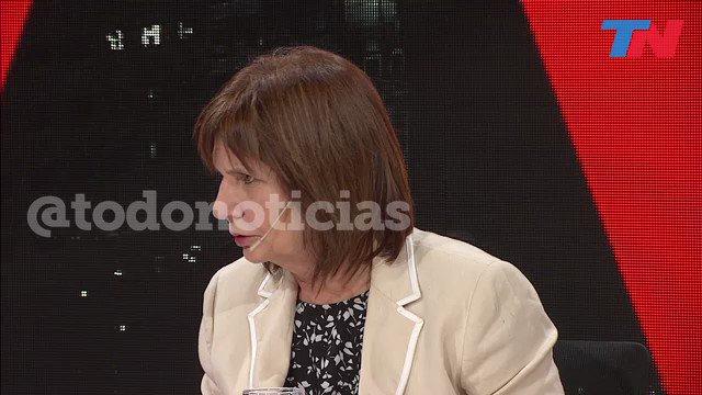 TN - Todo Noticias's photo on Bullrich