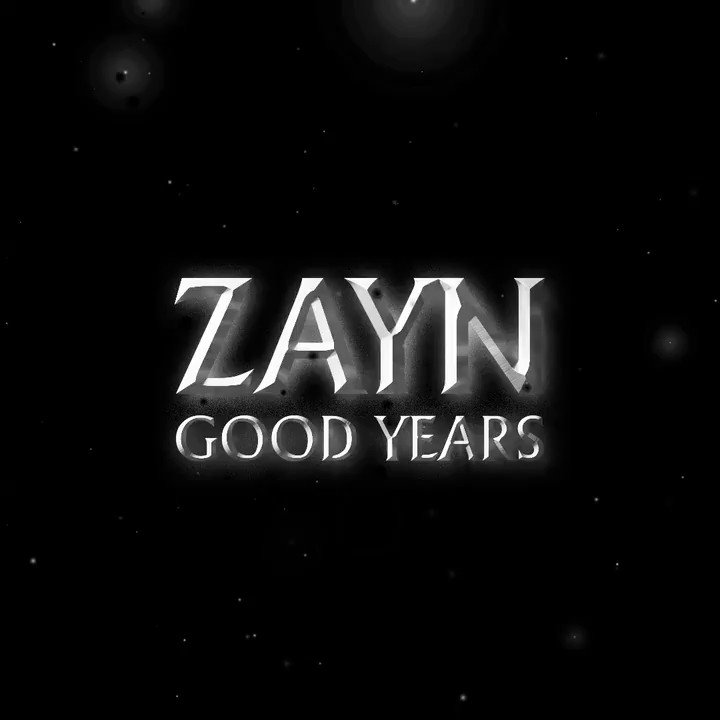 🖤 @zaynmalik just dropped a brand new slice of pop perfection from his new album #ICARUSFALLS 💫 🎥 Head here to watch the #GoodYears lyric video: smarturl.it/ZG00dY3ar5