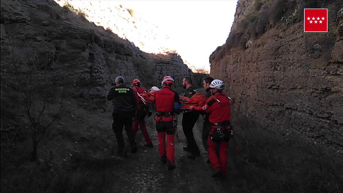 112 Comunidad Madrid's photo on El 6