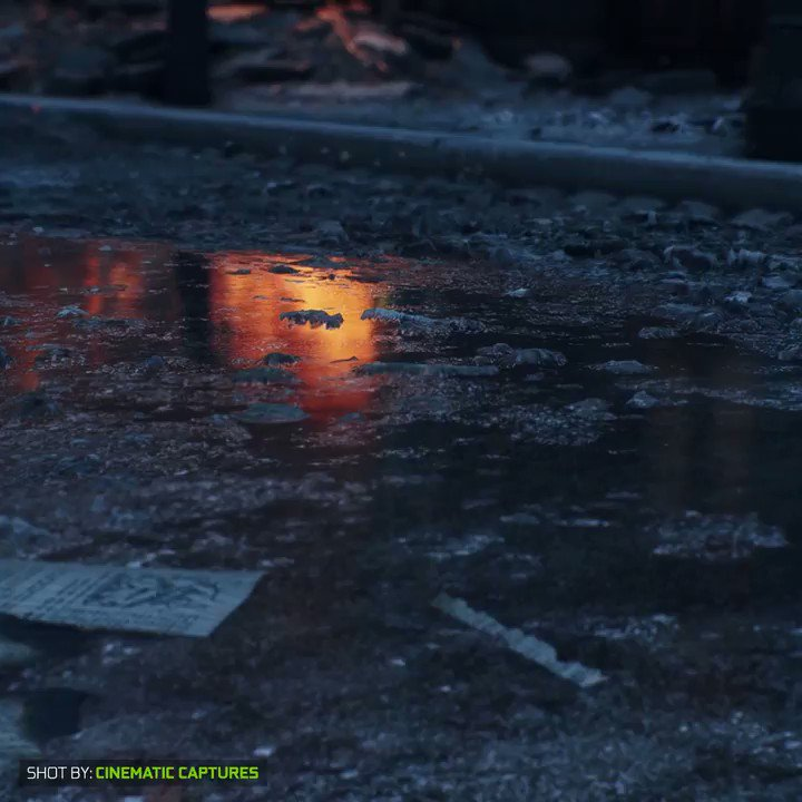 Lifelike real-time ray traced reflections in #Battlefield. Thank you to @BFCaptures for this beautiful showcase.