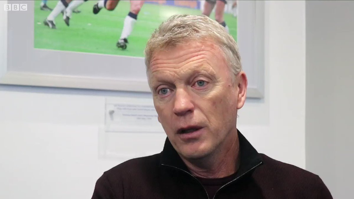 I was signing good players & Parky was one of them - former #Preston boss David Moyes @AndyBayes speaks to the family & friends of former @pnefc, @BurnleyOfficial & @BlackpoolFC defender Gary Parkinson, who has been living with locked-in syndrome for more than eight years