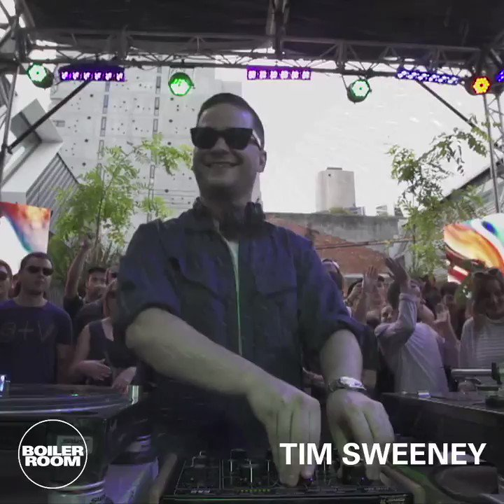 Deeeeeeep Viiiiiibes from @BISradio don Tim Sweeeeeney