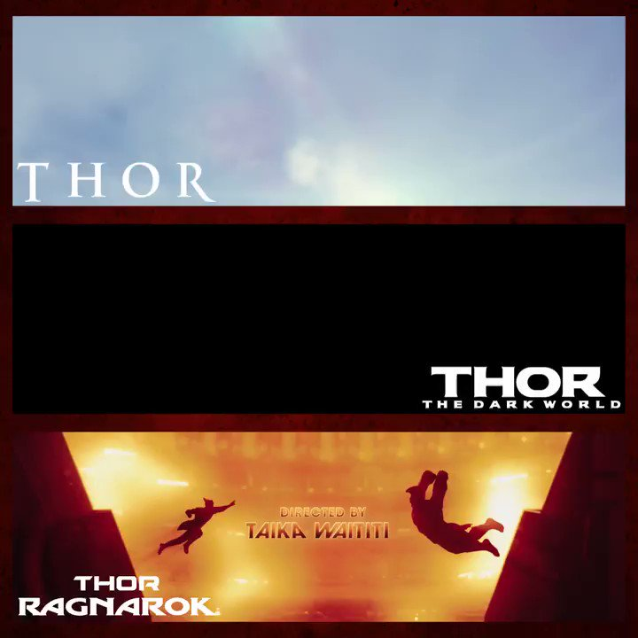 Like A Mini Movie After The Movie Which Is Your Favourite Thor End