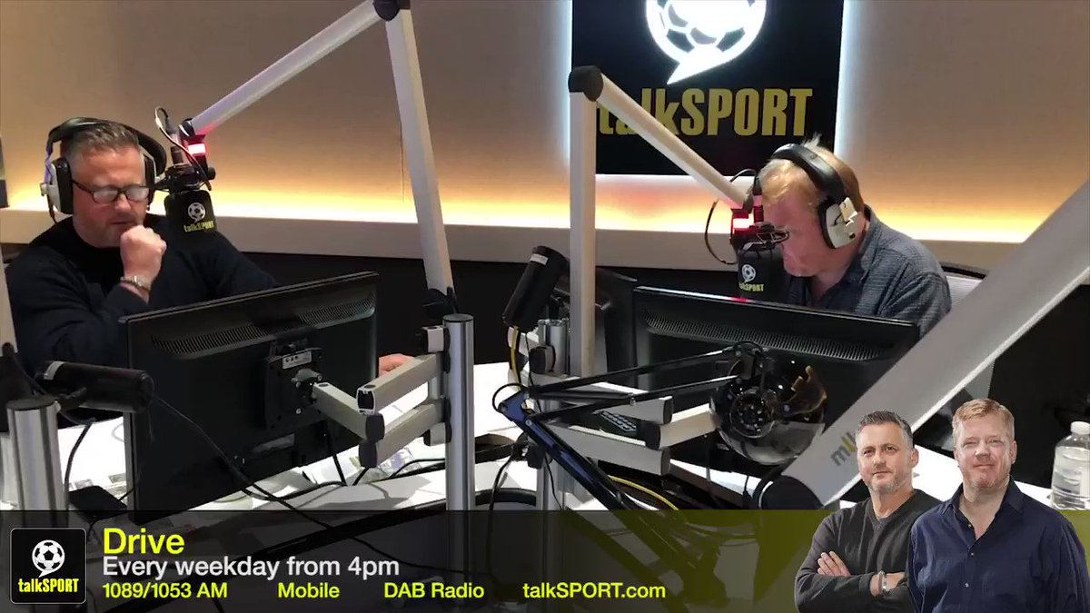 """The racist agenda is clear.""  ""It's sad that some who have big platforms in this country can't see it.""  ""White men dismiss it. The first step of a racist is to deny that racism exists!""  Incredible from @talkSPORTDrive on the @Sterling7 racism incident 👏"