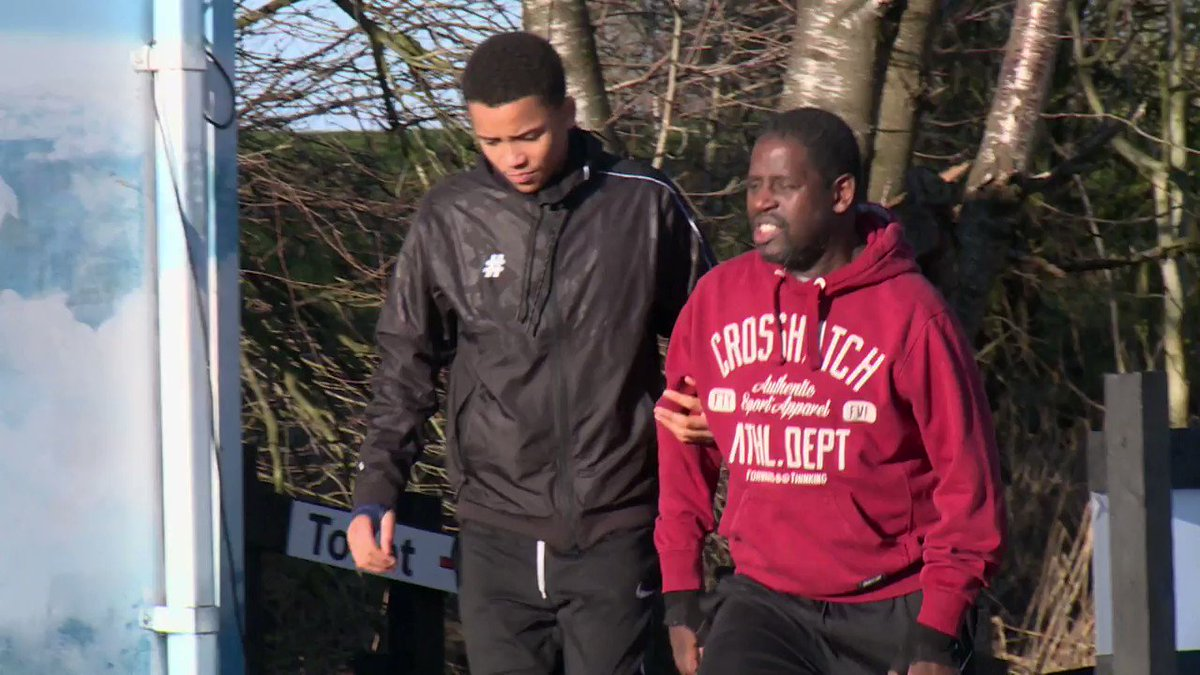 See the incredible moment former @BuryFCofficial footballer @LJohnrose - who has Motor Neurone Disease - threw himself out of a plane at 15,000 feet. He's been speaking to @mikehallitv.
