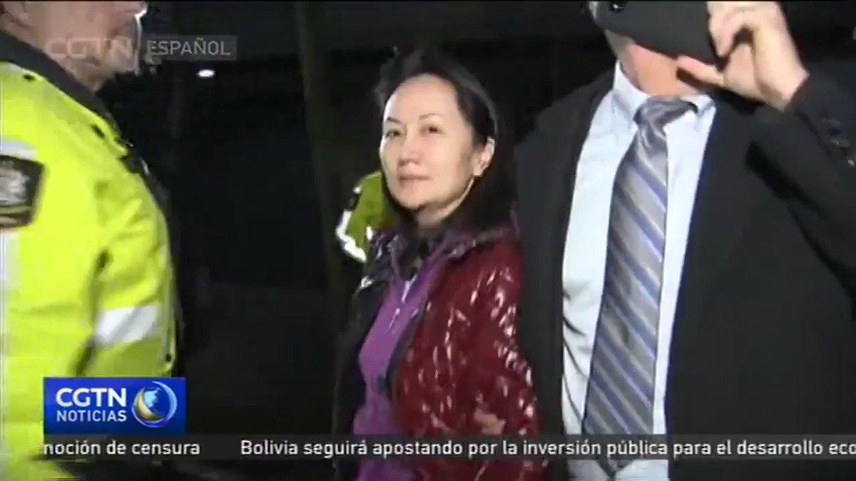 CGTN en Español's photo on #Huawei