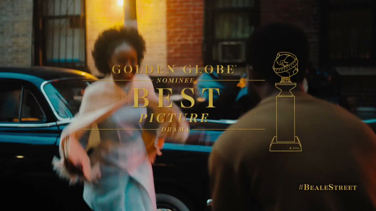 """Critics are calling #BealeStreet, """"One of the year's best films. See the Best Picture nominee in theaters – In NY and LA TONIGHT, additional cities Christmas Day:tickets.bealestreet.movie"""