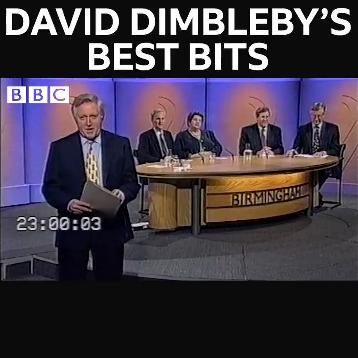 Dimble-bye to David Dimble-bae after 25 years of hosting Question Time ❤️ #BBCQT