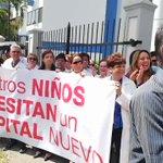 Hospital del Niño Twitter Photo