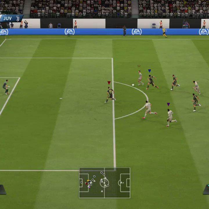 Grande @13Szczesny13! La sfida dei bianconeri a #FIFA19 con la nuova Kick Off mode 🎮#FIFAWorldTour http://x.ea.com/54496 @EASPORTSFIFA @fbernardeschi @bonucci_leo19 @13Szczesny13