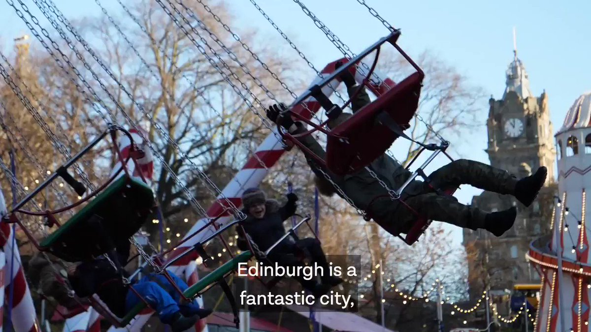 Edinburgh is a fantastic city, but its being let down by austerity.