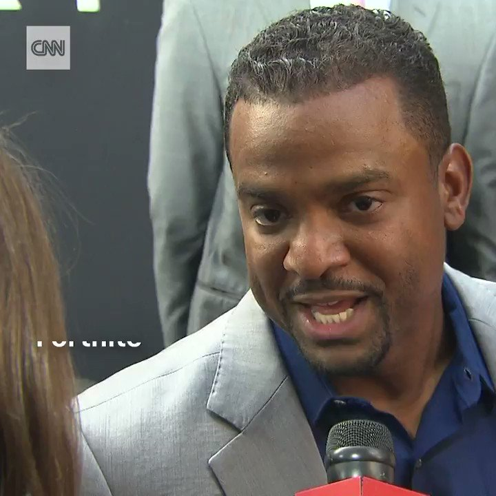 "Carlton wants his dance back.  Actor Alfonso Ribeiro is suing to stop two video game developers from selling a dance popularized by his ""Fresh Prince of Bel-Air"" character. https://cnn.it/2A72WE5"