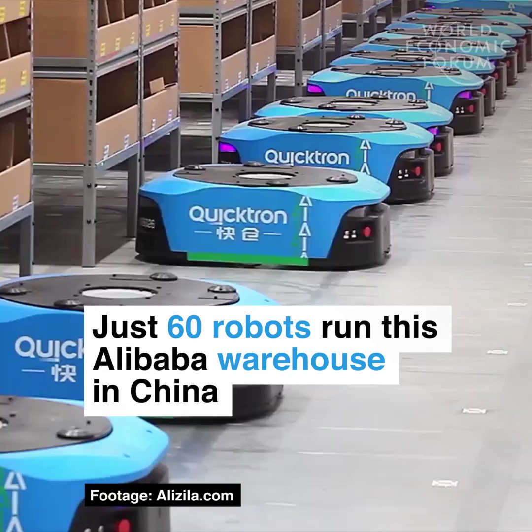 They've increased productivity by 300%. Learn more about Alibaba: https://t.co/nk7nJuWlFs #china #technology