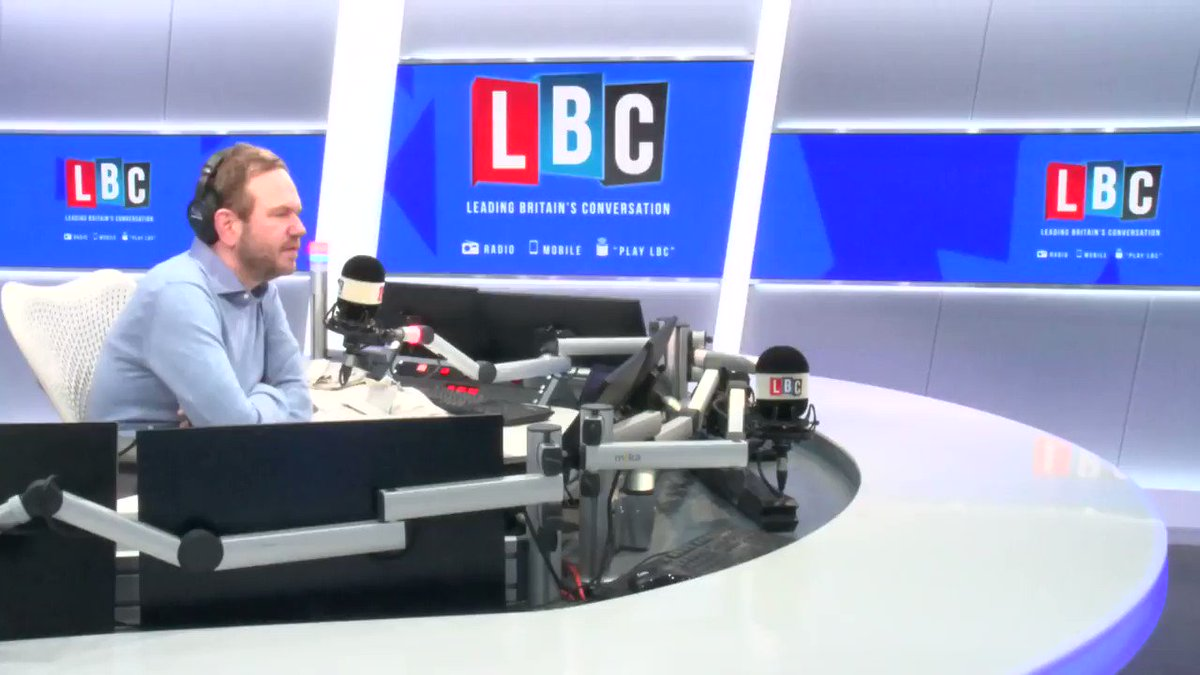 "James O'Brien listed off all the issues which he considers to be more important than Corbyn's ""stupid woman"" comment, and it's powerful. @MrJamesOB"
