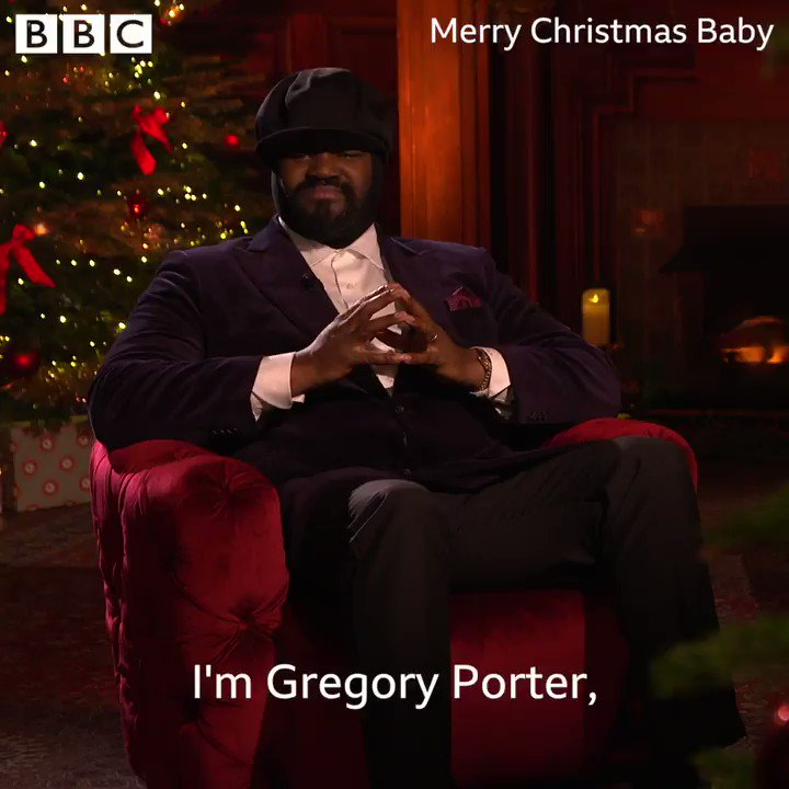 🎶 💌 @GregoryPorter invites you to an evening of festive music with some very special guests...   #MerryChristmasBaby with Gregory Porter and Friends   9:15pm on Christmas Day   @BBCTwo   http://bbc.in/2EIdcGP