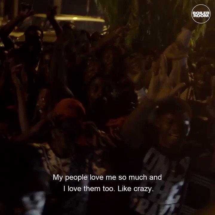 Following Afrobeats icon @wizkidayo on his international journey to superstardom. Watch in full on BRTV: blrrm.tv/Wizkid