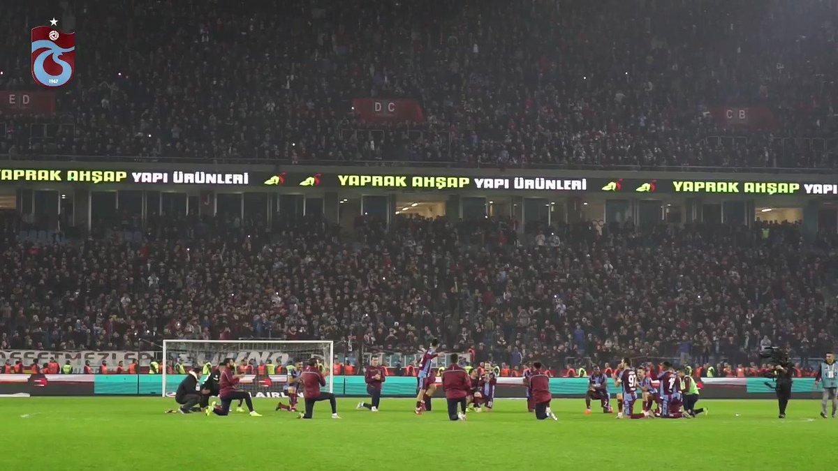 İyi geceler Büyük Trabzonspor Taraftarı 😘
