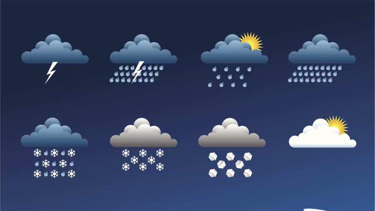 [#BonnesRésolutions] ⛈️❄️🌊 Jaune, orange, rouge... On fait le point sur les vigilances #météo ! Suivez nos conseils pour être préparés en cas d'#intempéries 👉 https://ministere-interieur.fr/bonnesresolutions2019/…