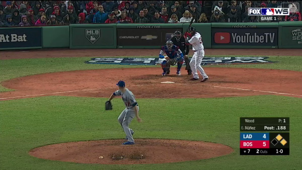 Eduardo Nunez was a fun guy to have in Boston despite the fact I thought he had the lowest baseball IQ on the team. Will never forget the roar in Fenway when he hit this huge homer in the World Series