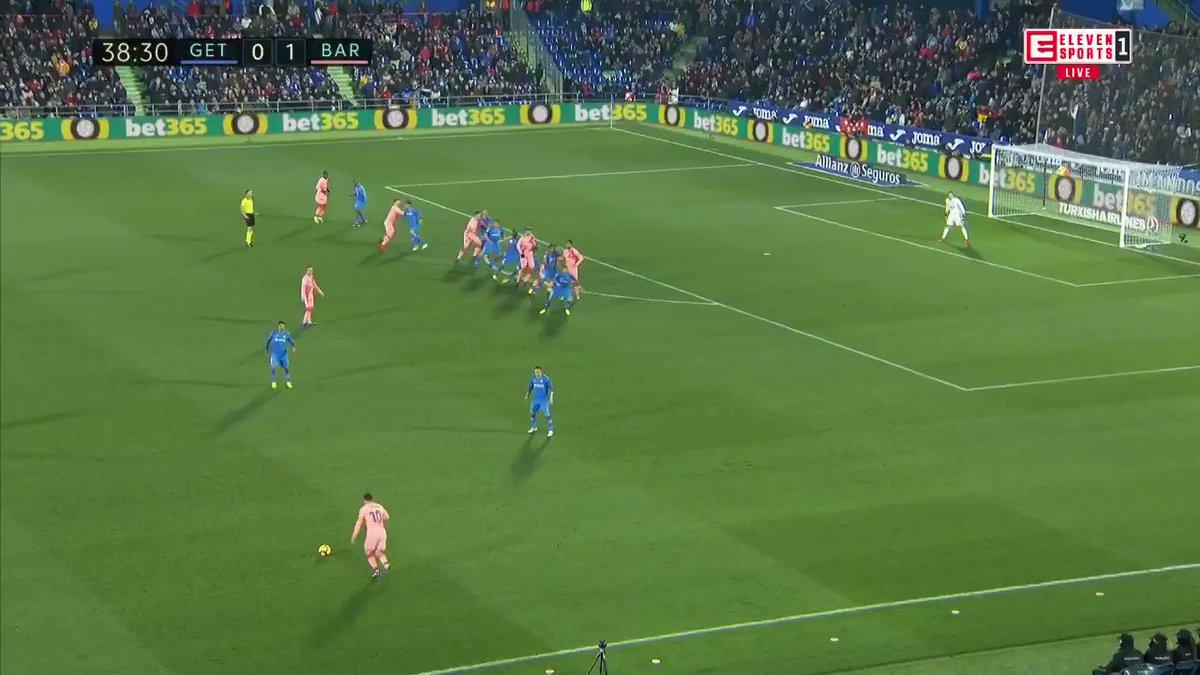 cdde86a8c7a Getafe 1-2 Barcelona  La Liga – as it happened