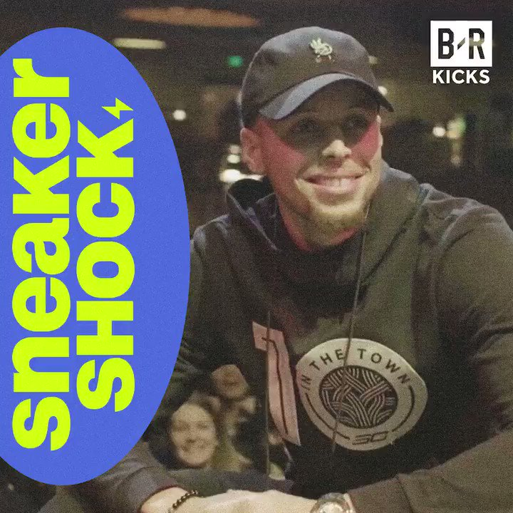 New episode of Sneaker Shock. @StephenCurry30 surprises 11 high school basketball teams from the Bay Area with the Under Armour Curry 6. https://youtu.be/IYazFWNgLow