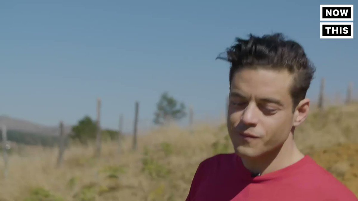 What happens when you SHOP @RED SAVE LIVES? Let #GoldenGlobe winner @ItsRamiMalek show you.