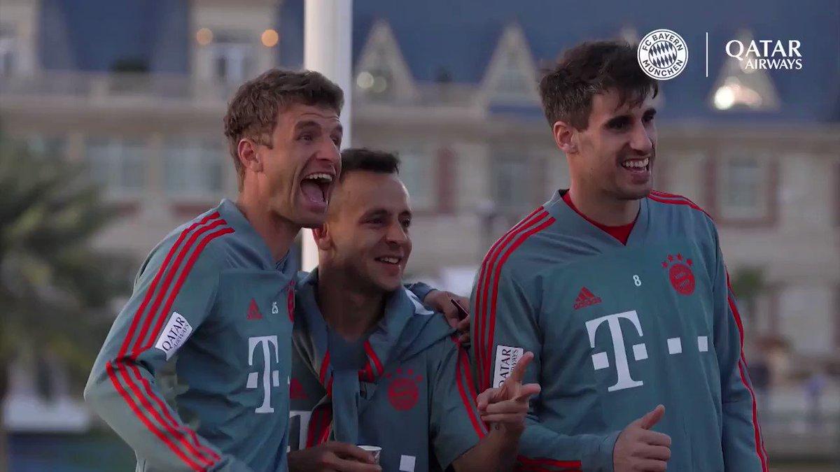 FC Bayern US's photo on Doha