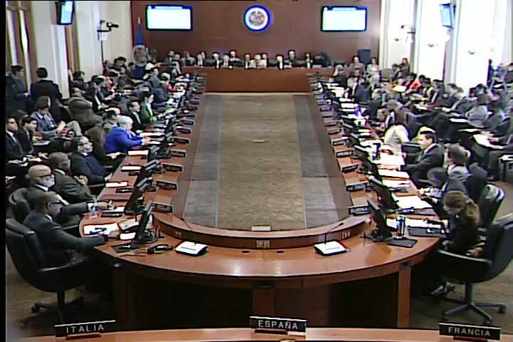 Luis Almagro's photo on La OEA