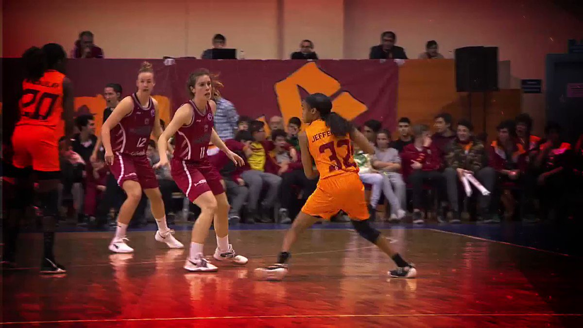 Eurocup Women'da Son 16'ya kalan Galatasaray Kadın Basketbol Takımımızın Başantrenörü Efe Güven ve oyuncumuz Moriah Jefferson birazdan Son Topa Kadar programına konuk oluyor. #SonTopaKadar etiketiyle soru ve görüşlerinizle katılabilirsiniz.