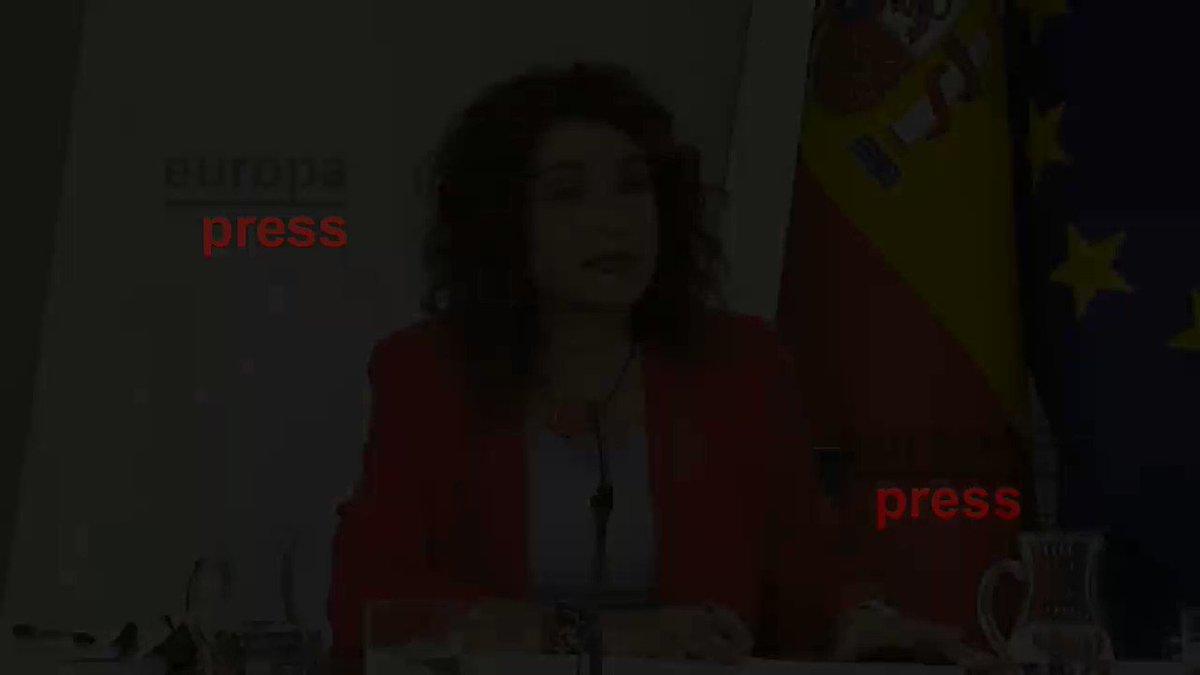 Europa Press TV's photo on Presupuestos de 2019