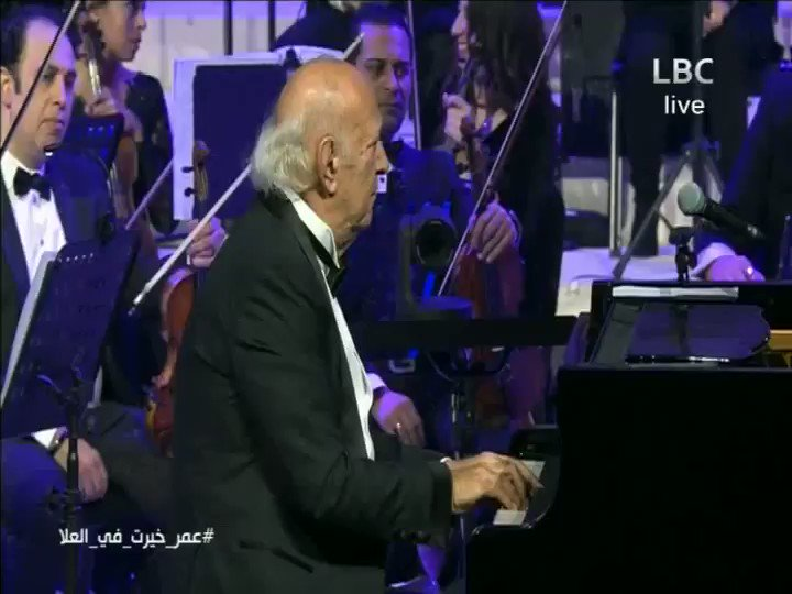 RT @LBC_TV: الموسيقار الكبير #عمر_خيرت وموسيقى فيلم