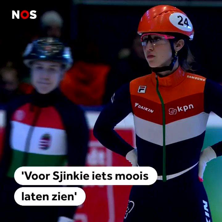NOS Sport's photo on sjinkie knegt