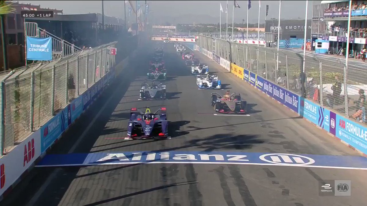 ABB Formula E's photo on #MarrakeshEPrix