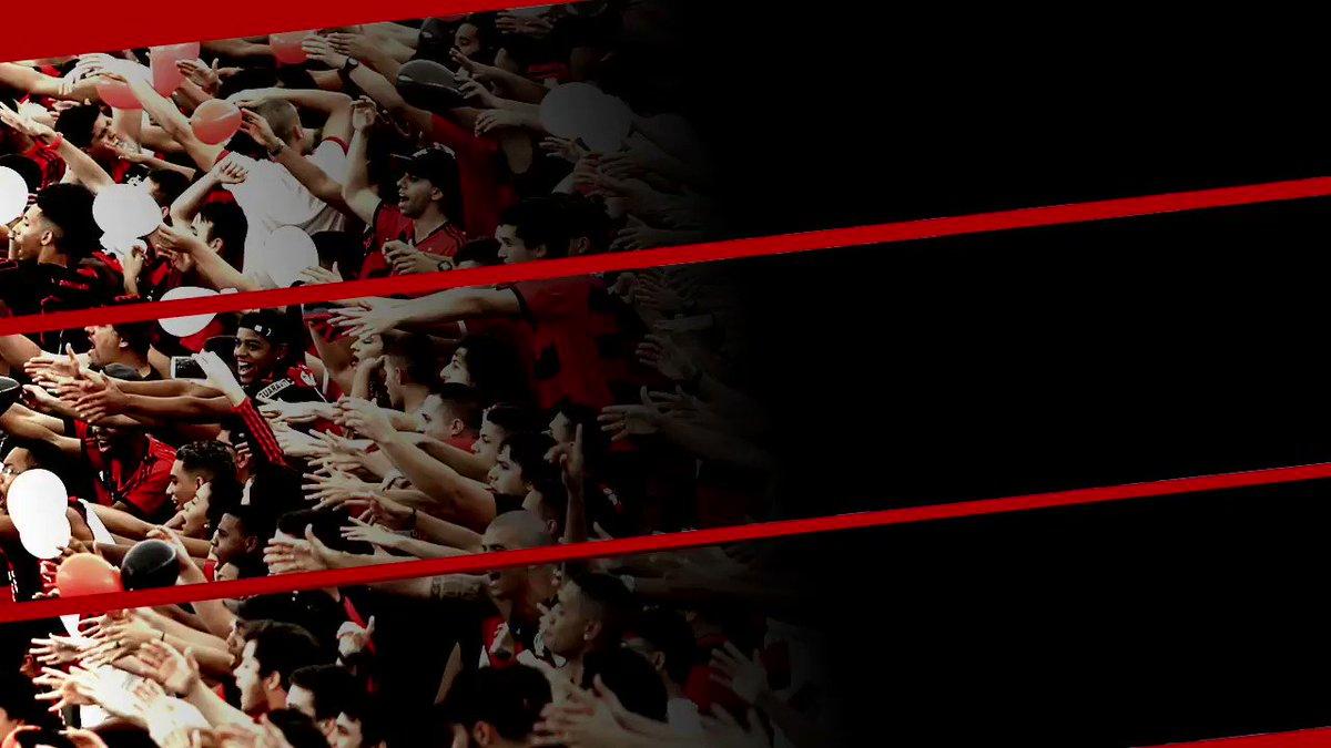 RT @Flamengo: COMEÇA O SEGUNDO TEMPO! PRA CIMA DELES, MENGO! #FLAxEFT #VamosFlamengo #ReadyForUniversal https://t.co/yn0WVkV462