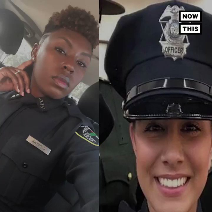 These police officers were tragically killed after starting their new jobs on the force