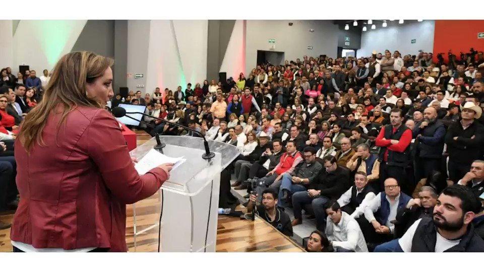 RT @PRI_Nacional: Nunca somos más fuertes, que cuando estamos unidos: @ruizmassieu. #ElPartidoDeSonora https://t.co/4Ff3ysi1td