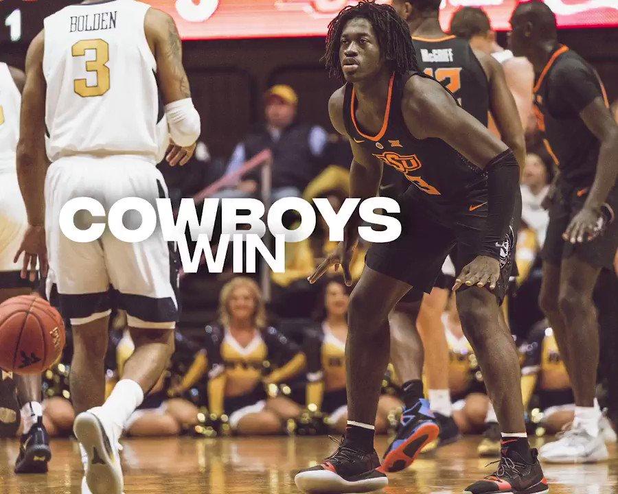 Cowboy Basketball's photo on cowboys