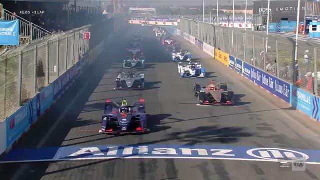 FIA's photo on #MarrakeshEPrix