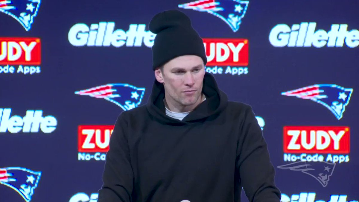 RT @Patriots: What he said.  #EverythingWeGot | #GoPats https://t.co/8eFilfgrN2