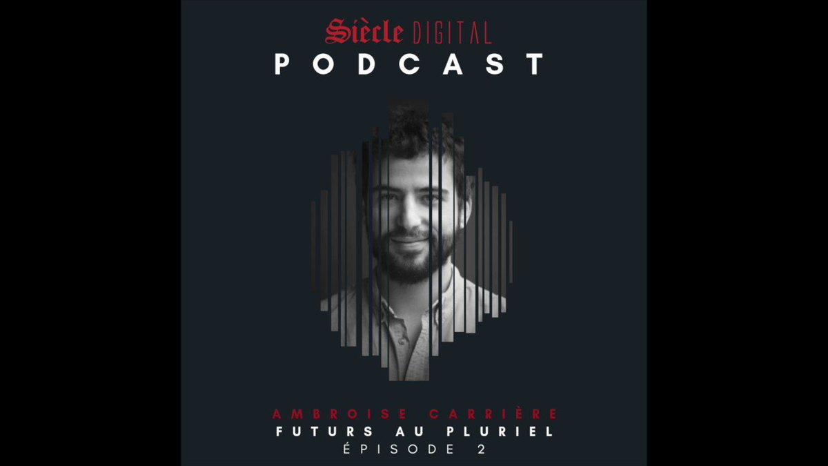 Pour écouter ou réécouter l'épisode 2 de notre #podcast Futurs au pluriel : l'école de demain, c'est par là 👨🎓