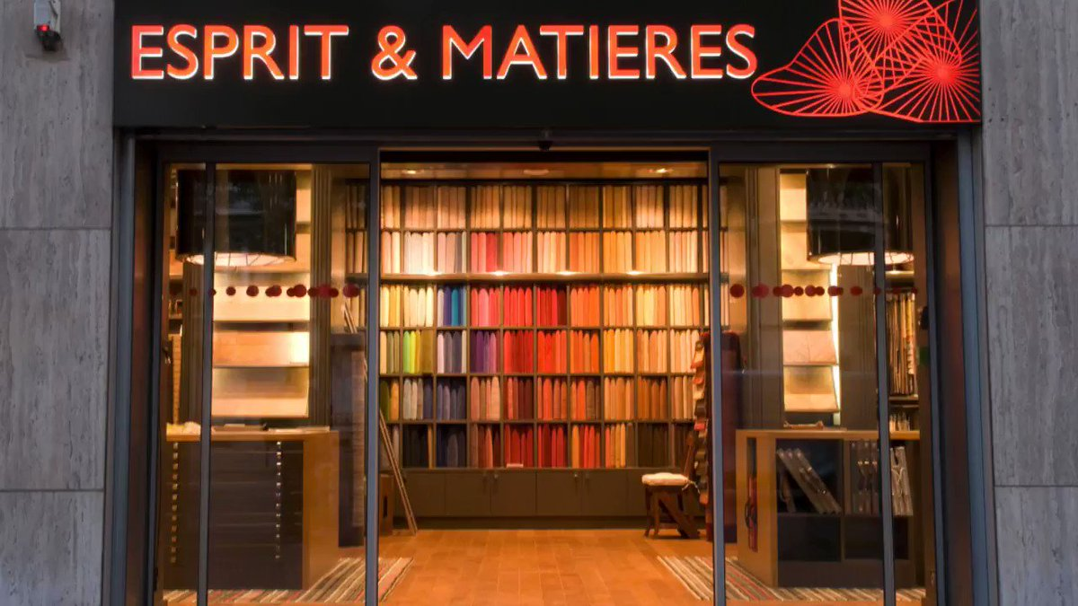 "Since ""Esprit et Matières"" corner shop has been renovated with our LVT solutions, it somehow deserves its place in Diagon Alley, don't you think?"