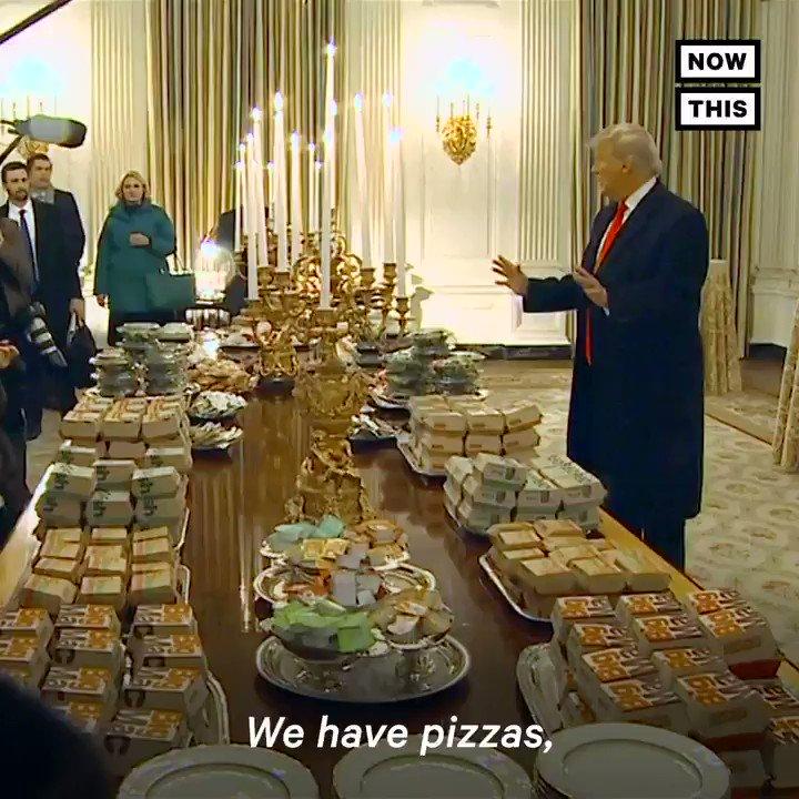 NowThis's photo on White House