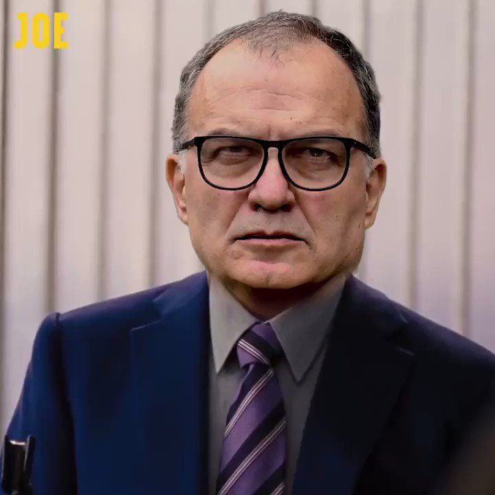 BREAKING: Marcelo Bielsa has an important announcement... #LUFC #MOT