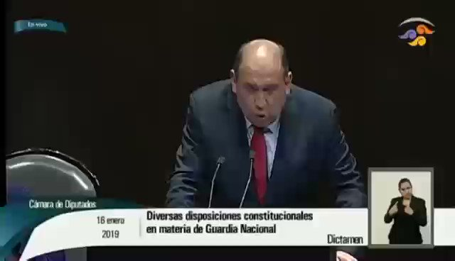 #ÚltimaHora PRI anuncia en San Lázaro voto a favor del dictamen para crear la Guardia Nacional https://t.co/EqcbuCCJ3E