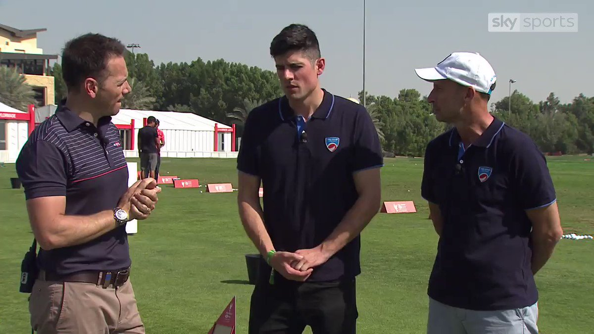 """""""England have got a lot of options, trying to find the right options will be the challenge.""""  Alastair Cook backs England to triumph in the West Indies but says it will be tough for Joe Root's side.  Watch England's tour of the Caribbean live on Sky Sports http://skysports.tv/mKFqCY"""