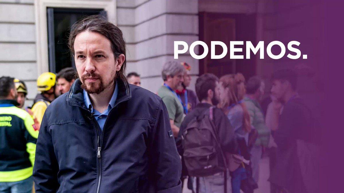 Carta de @Pablo_Iglesias_ a los inscritos y a las inscritas de Podemos.