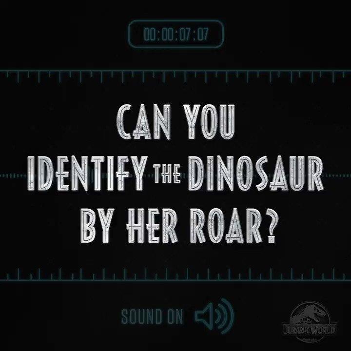 Jurassic World's photo on Roar