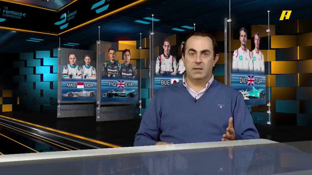 مقارنة بين سائقي فريق BMW في فورمولا E دا كوستا وسيمس #E_Speed #FormulaE https://t.co/5FSmld1uiT