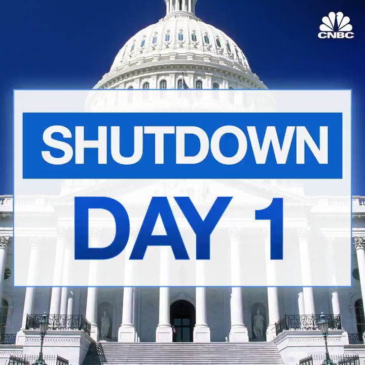 """Shutdown, day 32: The longest government shutdown in the history of the U.S. drags on following a rejected proposal by Trump to offer limited protections for """"Dreamers"""" in exchange for $5.7 billion to build his proposed border wall."""