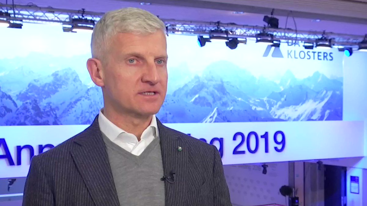 Illy chairman discusses a merger wave in the coffee industry at Davos #wef19. Watch: https://reut.tv/2FSnrYz #ReutersDavos